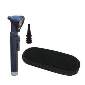 Mini Otoscope, with fixed head